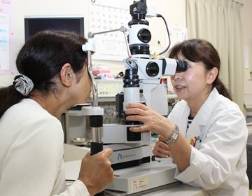 福吉眼科の特徴1